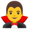 Man Vampire on Google Android 11.0 December 2020 Feature Drop