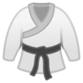 Martial Arts Uniform on Google Android 11.0 December 2020 Feature Drop