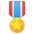 Military Medal on Google Android 11.0 December 2020 Feature Drop