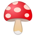 Mushroom on Google Android 11.0 December 2020 Feature Drop