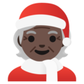 Mx Claus: Dark Skin Tone on Google Android 11.0 December 2020 Feature Drop
