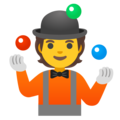 Person Juggling on Google Android 11.0 December 2020 Feature Drop
