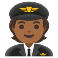 Pilot: Medium-Dark Skin Tone on Google Android 11.0 December 2020 Feature Drop
