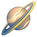 Ringed Planet on Google Android 11.0 December 2020 Feature Drop