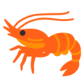 Shrimp on Google Android 11.0 December 2020 Feature Drop
