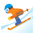 Skier on Google Android 11.0 December 2020 Feature Drop