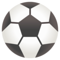 Soccer Ball on Google Android 11.0 December 2020 Feature Drop