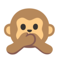 Speak-No-Evil Monkey on Google Android 11.0 December 2020 Feature Drop