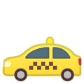 Taxi on Google Android 11.0 December 2020 Feature Drop