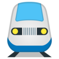 Train on Google Android 11.0 December 2020 Feature Drop