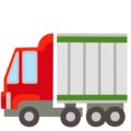Articulated Lorry on Google Android 12.0