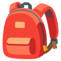 Backpack on Google Android 12.0