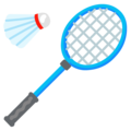 Badminton on Google Android 12.0