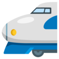 Bullet Train on Google Android 12.0
