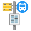Bus Stop on Google Android 12.0