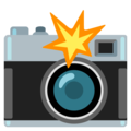 Camera with Flash on Google Android 12.0