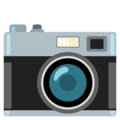 Camera on Google Android 12.0
