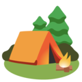 Camping on Google Android 12.0