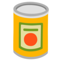 Canned Food on Google Android 12.0
