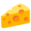 Cheese Wedge on Google Android 12.0