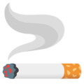 Cigarette on Google Android 12.0