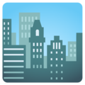 Cityscape on Google Android 12.0
