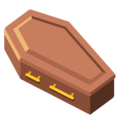 Coffin on Google Android 12.0