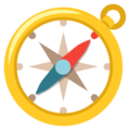 Compass on Google Android 12.0