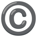 Copyright on Google Android 12.0