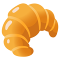 Croissant on Google Android 12.0