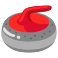 Curling Stone on Google Android 12.0