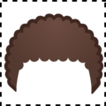 Curly Hair on Google Android 12.0