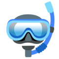 Diving Mask on Google Android 12.0