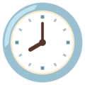 Eight O'Clock on Google Android 12.0
