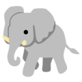 Elephant on Google Android 12.0
