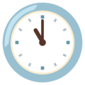 Eleven O'Clock on Google Android 12.0