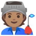 Factory Worker: Medium Skin Tone on Google Android 12.0