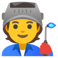 Factory Worker on Google Android 12.0