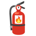 Fire Extinguisher on Google Android 12.0
