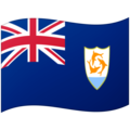 Flag: Anguilla on Google Android 12.0