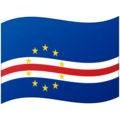 Flag: Cape Verde on Google Android 12.0