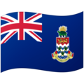 Flag: Cayman Islands on Google Android 12.0