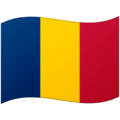 Flag: Chad on Google Android 12.0