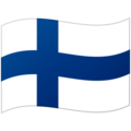 Flag: Finland on Google Android 12.0