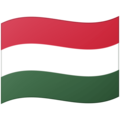 Flag: Hungary on Google Android 12.0