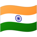 Flag: India on Google Android 12.0