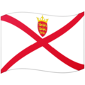 Flag: Jersey on Google Android 12.0