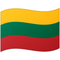 Flag: Lithuania on Google Android 12.0