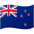Flag: New Zealand on Google Android 12.0