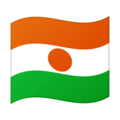 Flag: Niger on Google Android 12.0